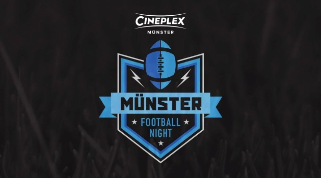 Super Bowl 2018 – Münster Football Night im Cineplex