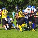 Münster Blackhawks D-Line Defense