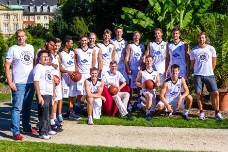 WWU Baskets Münster Team