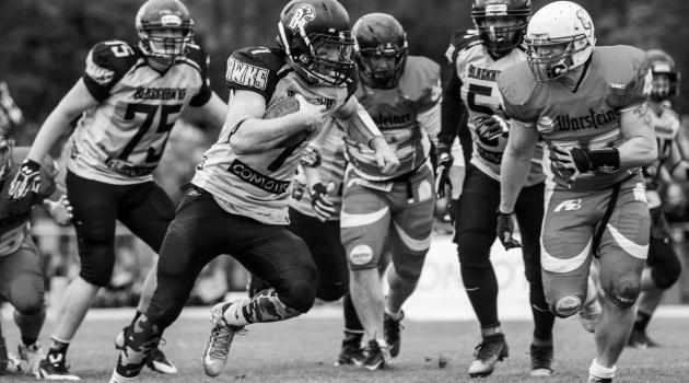 Münster Blackhawks Mammuts American Football