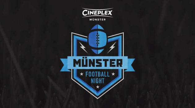 Münster Football Night Super Bowl 2018