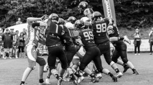 Derby Münster Blackhawks Münster Mammuts