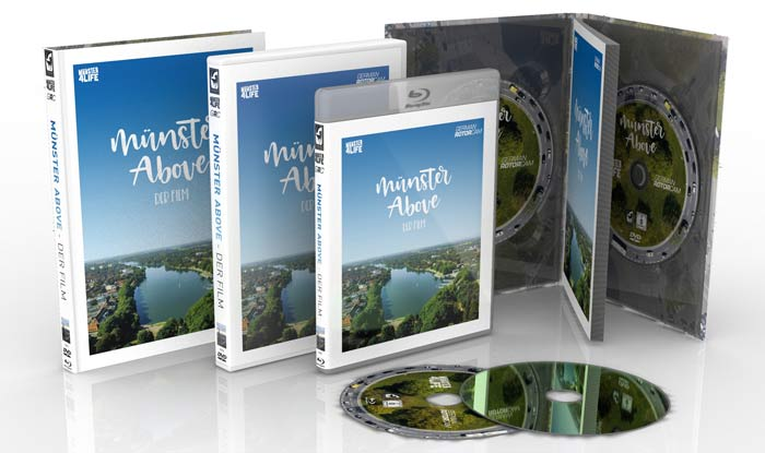 Münster Above DVD Bluray